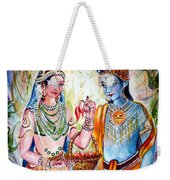 Shree Sita Ram Weekender Tote Bag
