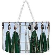 Shrimp Nets Weekender Tote Bag