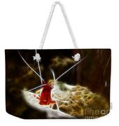 Shrimp Who Won The Fight Weekender Tote Bag