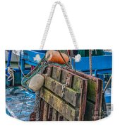 Shrimpboat Tools Of The Trade Weekender Tote Bag