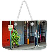 Shrubman On The Move Weekender Tote Bag