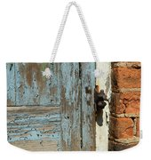 Shuttered Weekender Tote Bag