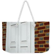 Shutters At Betsy's House Weekender Tote Bag