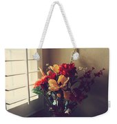 Shutters Weekender Tote Bag by Laurie Search