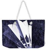 Shuttlecock Blues Weekender Tote Bag