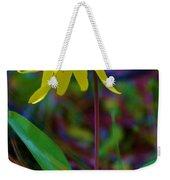 Shy Beauty Weekender Tote Bag