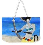 Siamese Queen Of Hawaii Weekender Tote Bag