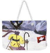 Siamese Queen Of Switzerland Weekender Tote Bag