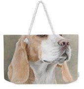 Beagle Portrait Weekender Tote Bag