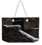 Side Door Weekender Tote Bag by Jasna Buncic