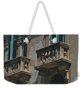 Side Street Weekender Tote Bag