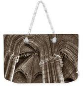 Side Vault In Notre Dame Weekender Tote Bag