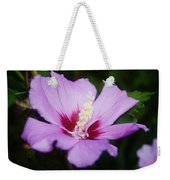 Side Yard Flower 1 Weekender Tote Bag