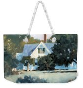 Side Yard Weekender Tote Bag