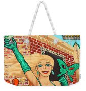 Carnival Girl Palm Springs Weekender Tote Bag