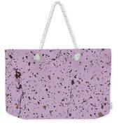 Sidewalk Abstract-14 Weekender Tote Bag