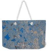 Sidewalk Abstract-17 Weekender Tote Bag