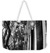 Sidewalk Scene-charleston Weekender Tote Bag