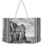 Siege Of Gibraltar, 1782 Weekender Tote Bag