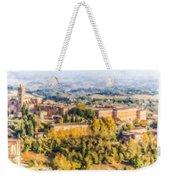 Siena Countryside Weekender Tote Bag