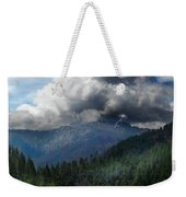 Sierra Nevada Lighting Strike Weekender Tote Bag
