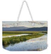 Sierra Valley Wetlands Weekender Tote Bag