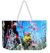 Sierra Wild Flowers II Weekender Tote Bag