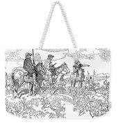 Sieur De La Verendrye (1685-1749) Weekender Tote Bag
