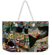 Sighting Towards A Full Redemption 3d Weekender Tote Bag