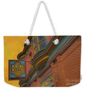 Sign - Frederick Inn Steakhouse And Lounge Weekender Tote Bag
