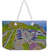 Signal Hill National Historic Site In Saint John's-nl Weekender Tote Bag