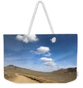 Signals ... Along The Bristlecone Pine Highway, White Mountains, California.  Weekender Tote Bag