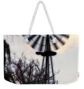 Signs Of The Approaching Storm Weekender Tote Bag