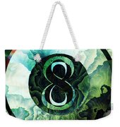 Signs Point To Yes Weekender Tote Bag