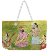 Sikh Painting Weekender Tote Bag