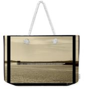Silance Bridge Weekender Tote Bag