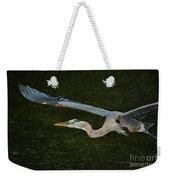 Silence In The Wings Weekender Tote Bag