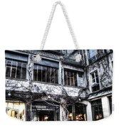 Silence Of Marais Weekender Tote Bag