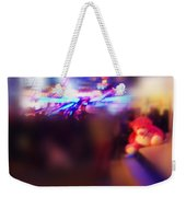 Silence Of The Noise Weekender Tote Bag