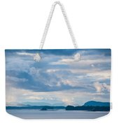 Silent Beauty Weekender Tote Bag