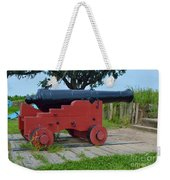 Silent Cannon Weekender Tote Bag