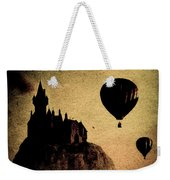 Silent Journey  Weekender Tote Bag