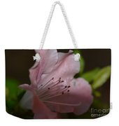 Silent Pink Photo D Weekender Tote Bag