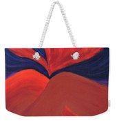 Silent She Emerges Weekender Tote Bag by Daina White