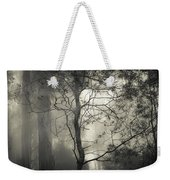 Silent Stirring Weekender Tote Bag by Amy Weiss