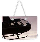 Silhouette Raven II Weekender Tote Bag