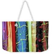Silk Fabric 01 Weekender Tote Bag