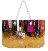 Silk Fabric 02 Weekender Tote Bag