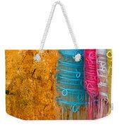 Silk Fabric 05 Weekender Tote Bag