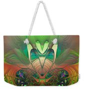 Silk Fan - Abstract  Weekender Tote Bag